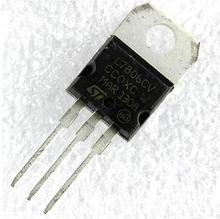 100. L7806CV L7806 7806 IC REG LDO 6V 1.5A TO220 NEW