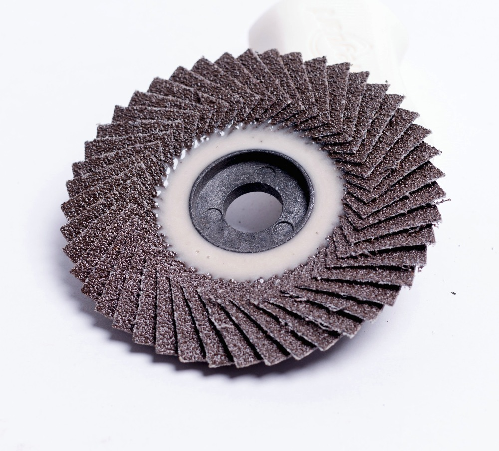 Hot Sale Abrasive Tool Resin sanding cloth flap disc for Metal