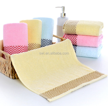100%Cotton absorbent thick towels daily necessities gifts face towel custom wash towels