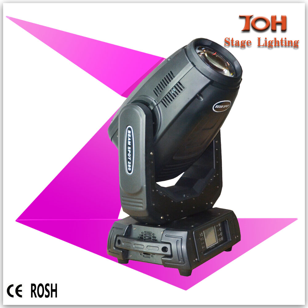 280w dj light sharpy spot beam <strong>r10</strong> moving head stage lighting