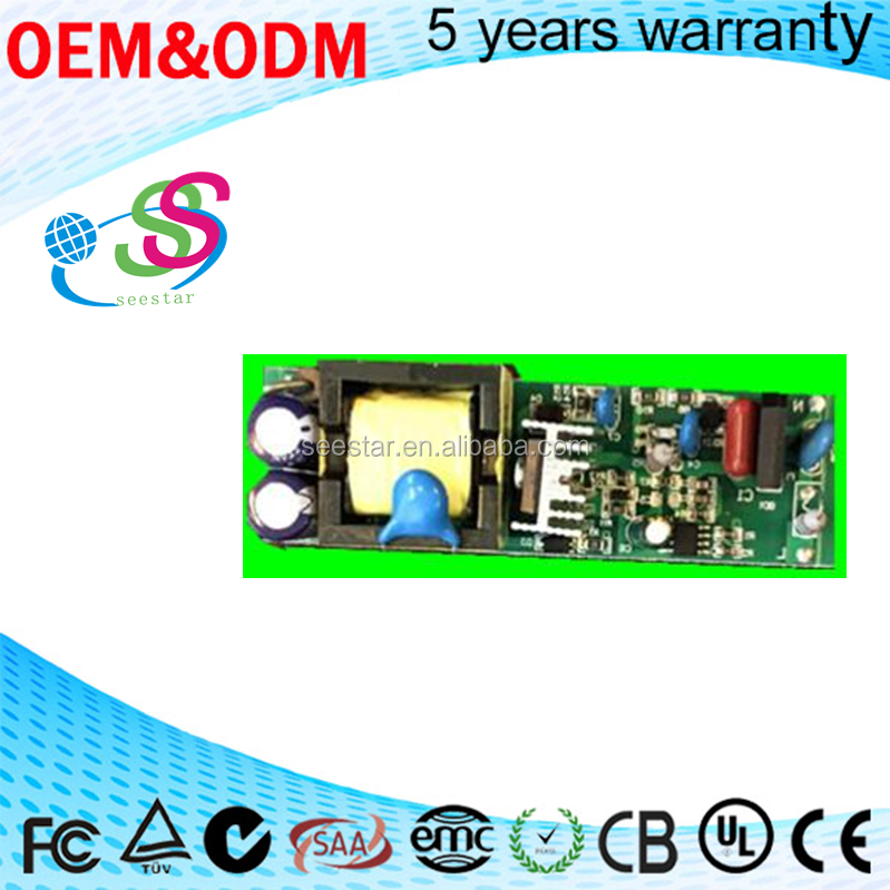 20w led driver Constant current LED driver 20-28W 90-305V Voltage input 200-900mA adjustable Power Supply