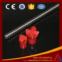 LUHUI R32 high quality mining rock bolts mine friction anchor bolt
