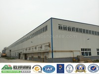 Fabrication Structural Steel Construction Steel structure Warehouse