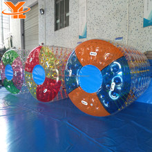 Water Cylinder,inflatable water walking rolling ball,Water Barrel