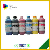 Water based pigment ink for Encad Novajet 750 inkjet printer