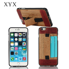 Wooden leather mateirla mobile phone case cover for nokia lumia 720, for nokia lumia 720 leather case