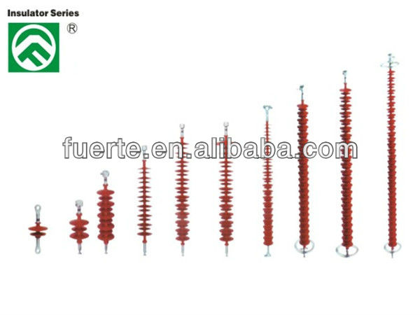 Many types of unbreakable suspension insulators FXBW4 for choice