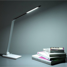 Touch Control 3 Brightness Levels Dimmable Office Lamp with USB Charging Port LED Desk Lamp