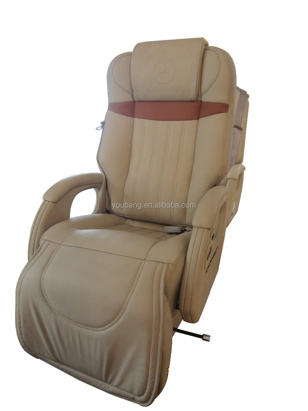 New Designed Vip luxury coach bus seat with with CCC and Emark standard