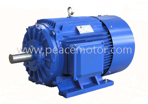 High Efficiency NEMA series three-phase asynchronous motor