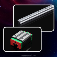 linear motion guide rail hiwin linear guideway block