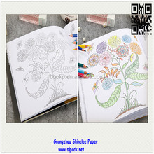 promotional various custom coloring book printing design your own book for adults