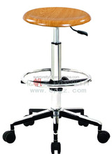 Height Adjustable Lab Stool Laboratory Equipments