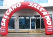 airtight inflatable balloon arch outdoor advertising inflatable door arch model