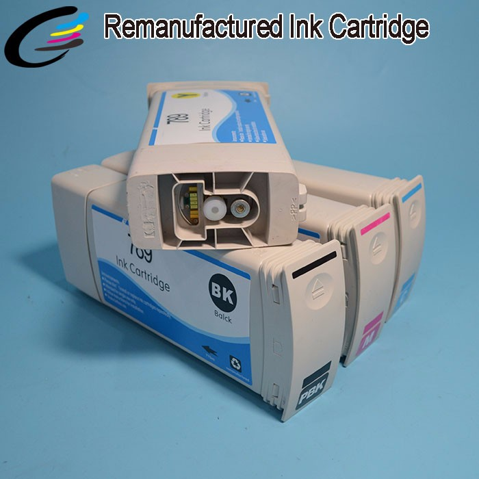 Latex Inks Refill 789 Recycled Genuine Original Ink Cartridges for HP Latex L25500 with Chip