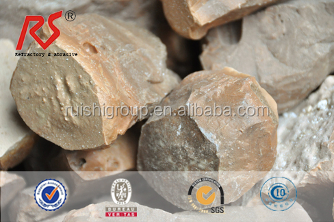 more than 55%CaO Fused calcium aluminate Aluminum for steelmaking of synthetic slag