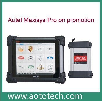 2015 Newest Autel Maxisy Pro 908p universal obd2 scanner coding and flash online