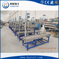 semi automatic weighing type drum filling machine for paint glue oil