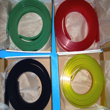 t-shirt screen printing squeegee rubber