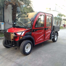 right hand drive good price 4X4 hot sale electric vehicle for farming