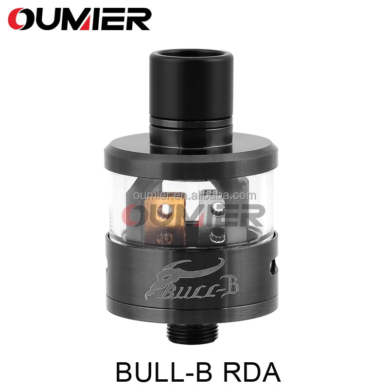 An alternative to the damaging effects of smoking/bull-b rda