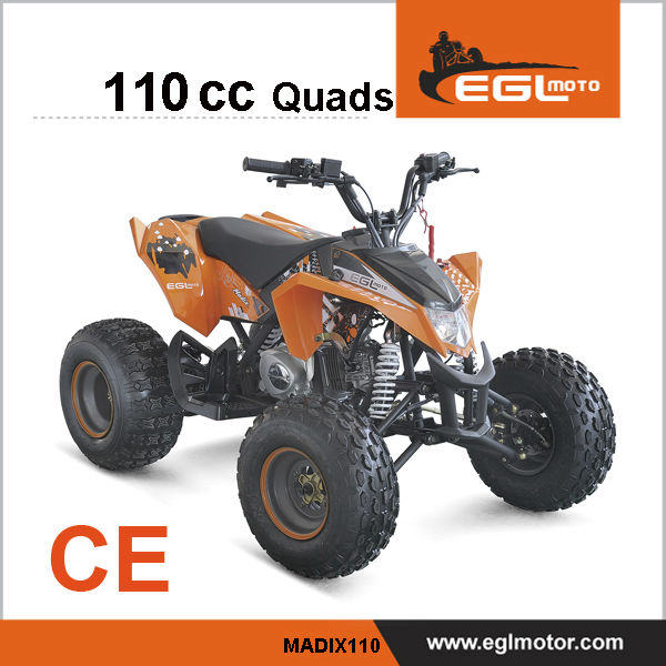 110cc China Brand Atv For Kids