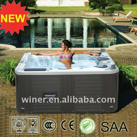 Whirlpool spa AMC-2015 with 105 jets