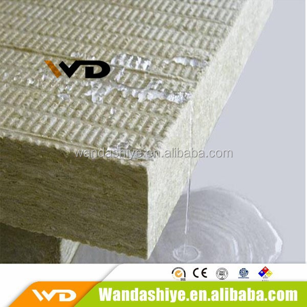 High-quality Thermal Insulation External Wall Rock wool Board
