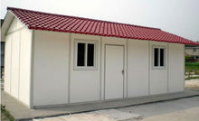 2012 new design economic modular prefab house