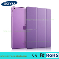 Hot sale ! Smart Case For iPad Air Cover 8 Colorful Leather Cover