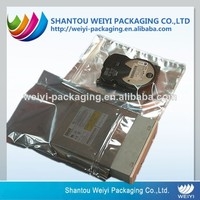 customed plastic PE anti static bag for electronic parts
