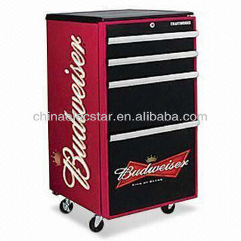 Toolbox Fridge/mini fridge/retro fridge