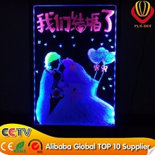 Wholesale alibaba innovative products writing led light board for sale factory direct gas price hign quality led message board