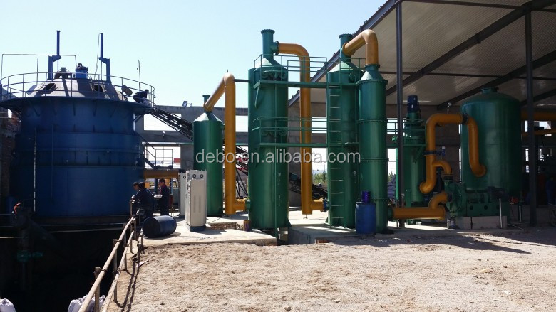 CE Approved Biomass Gasification Power Plant fixed bed gasifier biomass charcoal to activated carbonproduction line