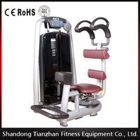 factory price flex gym equipment/rotary torso /tz-6003/muscle exercise fitness machine