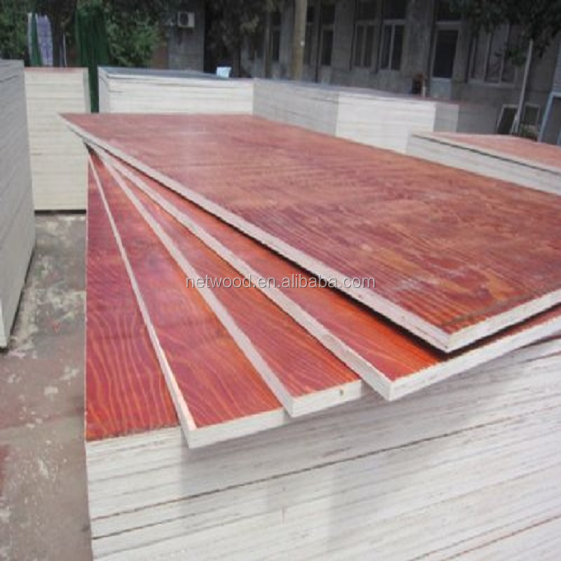 High Quality 11.5 - 20mm Film Faced plywood / shuttering plywood / concrete formwork