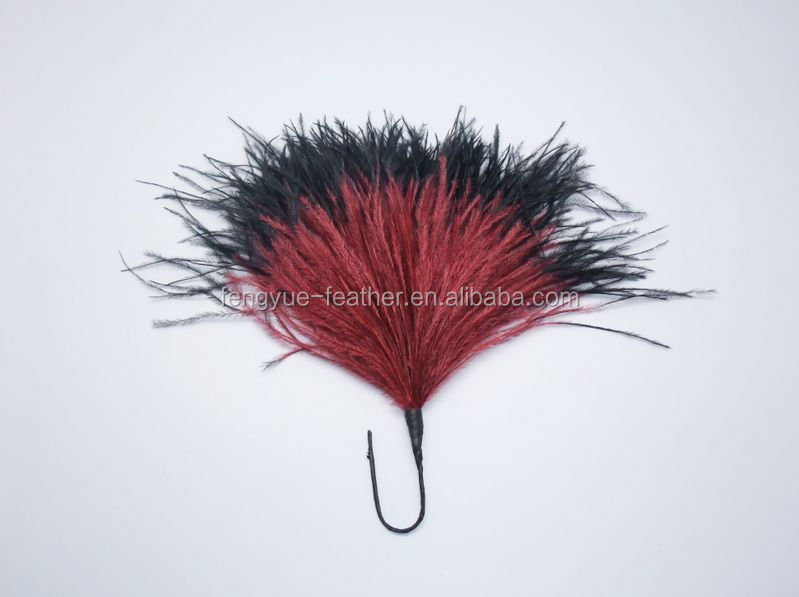 Fashion ostrich feather mount/fascinators for decoration and parties