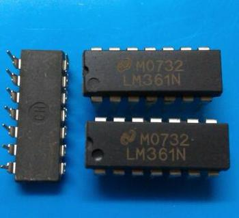 New Original LM361N-NOPB LM361N IC COMPARATOR DUAL HI SPD 14SOIC
