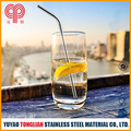 2015 Stainless steel drinking straw bent straw