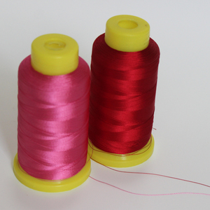 Cheap 120D/2 Viscose Rayon Embroidery Thread for Machine Embroidery