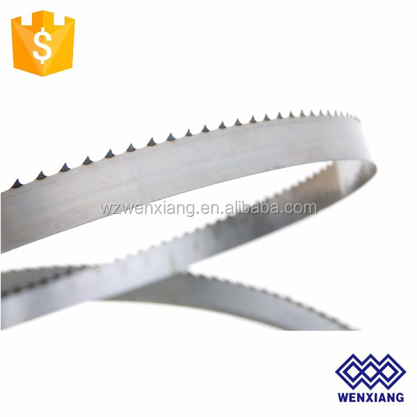 Professional Quality Home Kill Band Saw Blades Butchers Meat