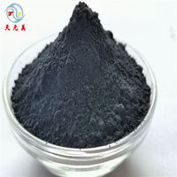 724 Fe2o3 China good quality Iron Oxide pigments Black iron oxide pigments powder for paving