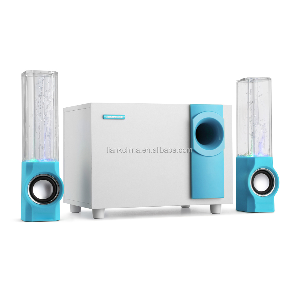 Computer & MP3 Speakers 2.1 Channel w/ Subwoofer