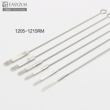 Microblading manual 1205/1207/1209/1211/1213/1215RM New Arrival Permanent Makeup Tattoo Machine Sterile Disposable tattoo Needle