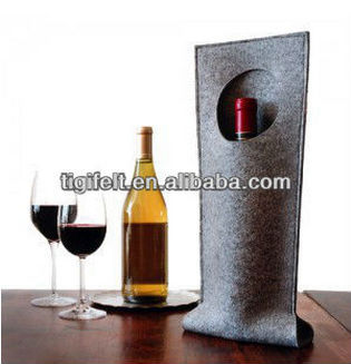 Felt Wine Bag With High Quality