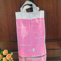 wholesale cheap fancy bio degradable pp shopping bag plastic bag