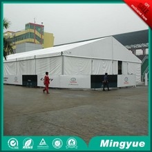 10 years factory for hire events marquee tent