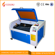 New Condition and Laser Engraving Application SJ--460 Coreldraw Laser 50w laser engraving machine hot