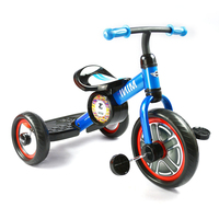 Good prices cool metal 10 inch kids 3 wheel tricycle