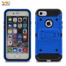 Hard shockproof case cover for apple iphone guangzhou for iphone 7 case tpu pc